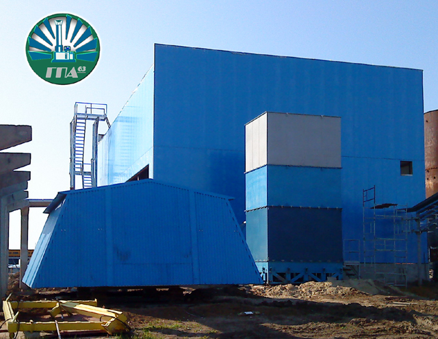 ГПА, ГПА-63, монтаж ГПА, газоперекачивающий агрегат, Газпром