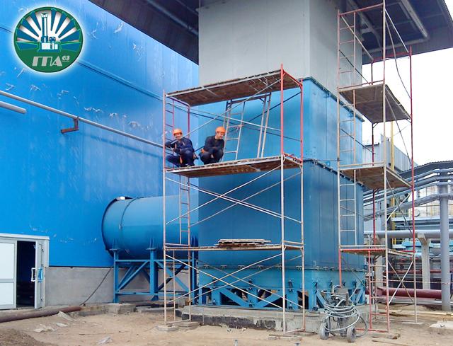 ГПА. ГПА-63, Газоперекачивающий агрегат, Монтаж ГПА, Газпром