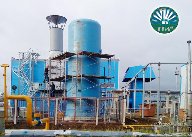 ГПА, ГПА-63, Монтажи ГПА, газоперекачивающий агрегат, Газпром