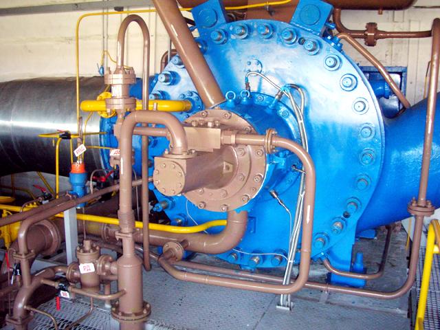 Газовый компрессор