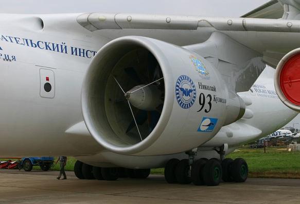 Авиадвигатель, Привод ГПА, Газпром, Авиапром, ГПА-63