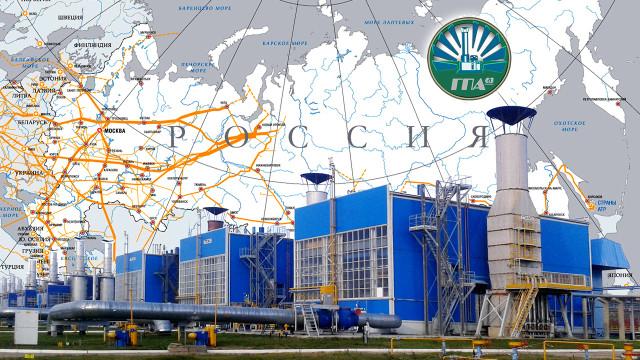 Газпром, Компрессорная станция, ГКС, Газоперекачивающие агрегаты, ГПА, ГПА-63